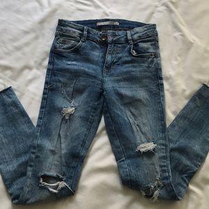 Zara Jeans - Super Skinny Jeans